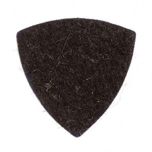 Felt Tones Gypsy Black Wool Felt 1 Pick